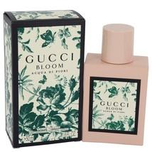 Gucci Bloom Acqua Di Fiori 1.6 Oz Eau De Toilette Spray image 4