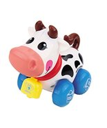 East Majik Cow Toy Wind Up Toy Clockwork Toy/Color Sent in Random - $25.76