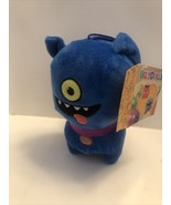 "Ugly Dolls Blue One Eyed Plush 8"" Cat Dog Stuffed Animal Bat Ears New A10 - $14.95"