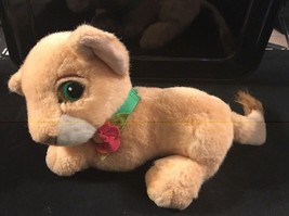 Disney Authentic THE LION KING Mattel 1993 Simba Plush Stuffed Cub - $19.26