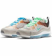 NIB*Nike*Air Max 98 On Air Gabrielle Serrano  Sneaker*Grey Blue Green*8-13 half - $299.00