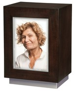 Howard Miller 800-212 (800212) Accolade Mantel Cremation Urn Chest for A... - $159.99