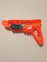 NERF N-Strike Sharp Fire Blaster Shoulder Stock Orange 2013 Hasbro - $14.85