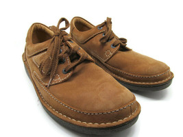 Clarks Active Air 21621 Mens Brown Leather And Suede Casual  Derbys  US ... - $37.83