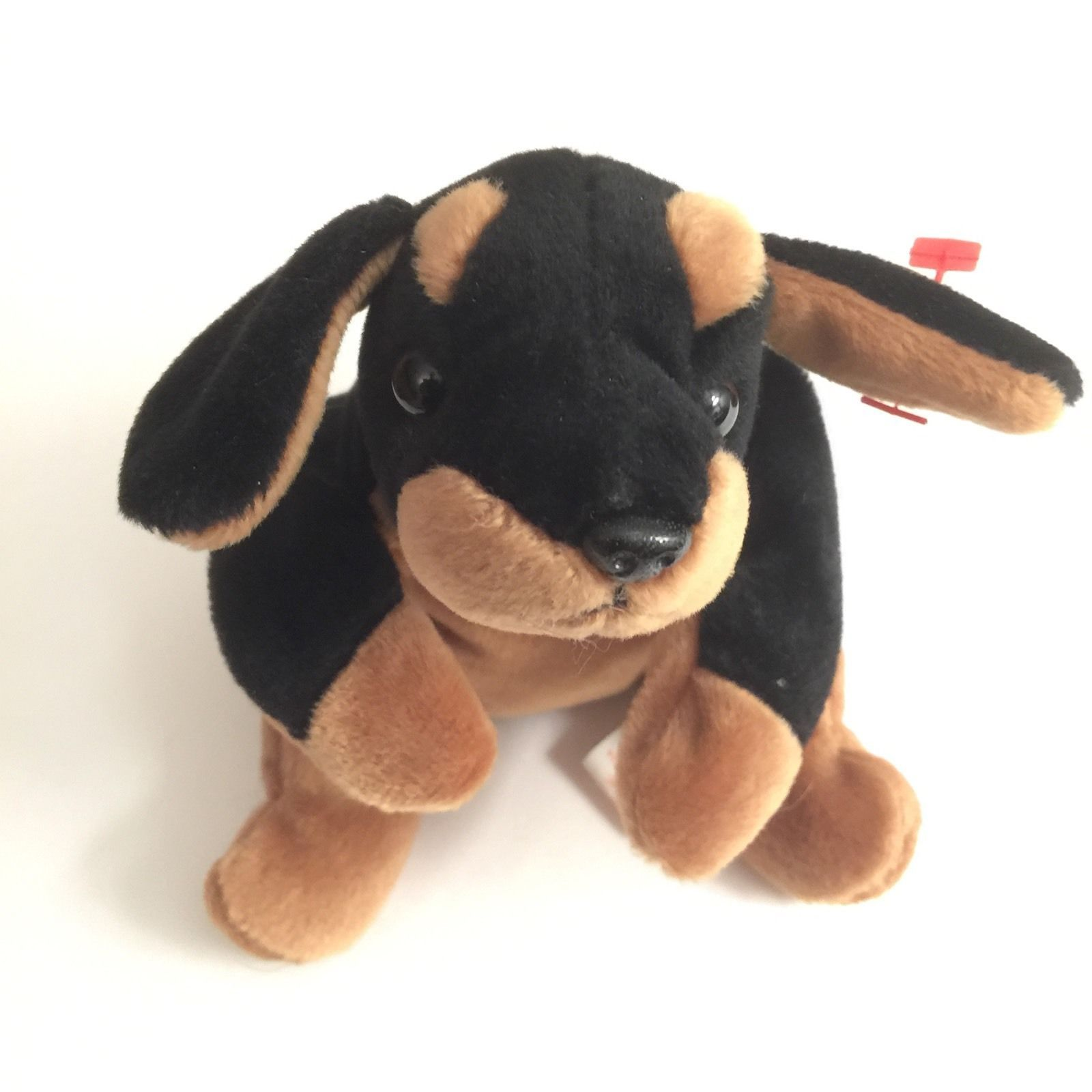 TY Beanie Baby  Doby The Doberman (4110) and 33 similar items bf21c11a87a