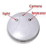 Mini HD DVR SPY Hidden Camera Smoke Detector Motion Detection Video Reco... - €34,27 EUR