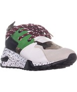 Steve Madden Cliff Platform Lace Up Sneakers, Camo Multi - $42.99