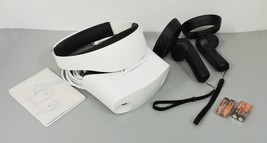 Dell VRP100 Virtual Reality Headset Visor and Controllers for Windows PC... - $174.99