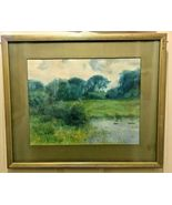"""""""MEADOW POND""""  BY MARIE ANTOINETTE NEY   - $749.95"""