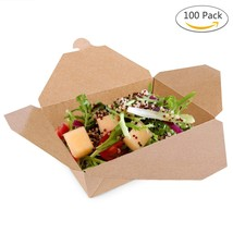 PROFUNPAK 68 oz Disposable and Recyclable Take Out Food Containers, Perf... - $71.08