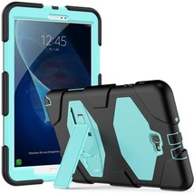 Samsung Galaxy Tab A6 Case 10.1 with Stand Heavy Duty Rugged Soft Silico... - $25.33+