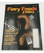 7 Fiery Foods & BBQ Magazine Set 2008  - $11.99
