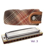 Hohner Collector's Edition Remaster Vol. 3 German Diatonic Harmonica in ... - $23.95