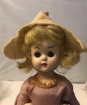 "Vintage Doll 8"" Hard Plastic /Parts Only - $9.50"
