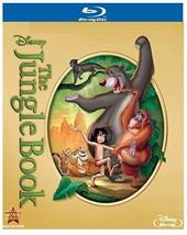 Disney Jungle Book Diamond Edition [Blu-ray + DVD]