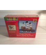 Demis Kidzpirations Pirate Ship Kit Ages 8+ Pre-cut Wood 20435 - $16.24