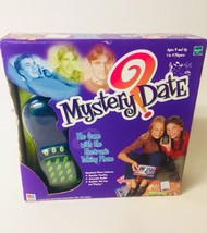Mystery Date Electronic Talking Phone Game Hasbro Milton Bradley 2000 Br... - $76.49
