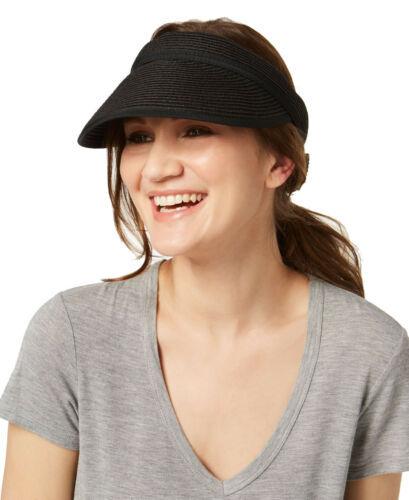 Beige Nine West Packable UPF 50 Sun Protection Microbrim Hat