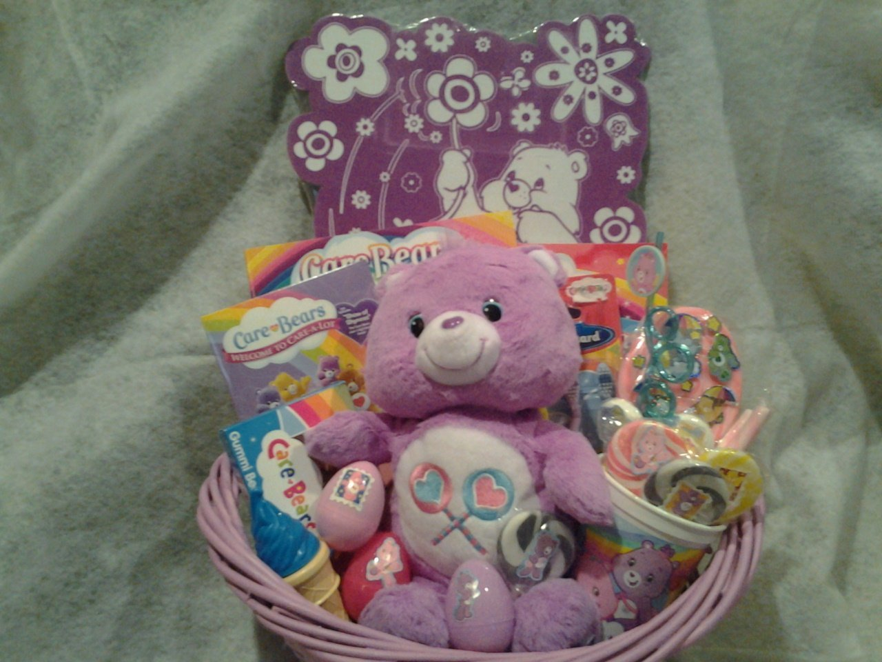 CareBears Gift Basket