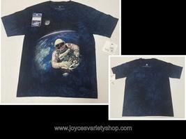 Youth Space Walk T-Shirt Smithsonian Apparel Sz XL Made USA - $9.99