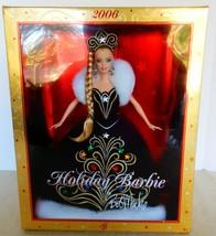 Holiday Barbie by Bob Mackie 2006 NRFB NIB - $50.00