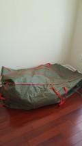 "Lightweight  Military Moss Color DUFFEL Travel BAG 55"" on Wheels - $17.82"
