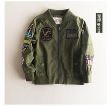 Kids Toddler Boys Windbreaker For Children Outerwear Jacket Coat Spring ... - $35.57