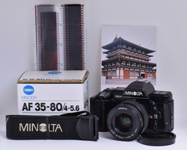 *Film Tested* MINOLTA α7000 AF ZOOM 35-80mm F4-5.6 *Ready to Shoot* - $98.51