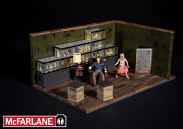 McFarlane Toys Building Sets -The Walking Dead TV Governor's Room 292 Pc... - $23.99