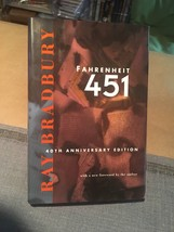 FAHRENHEIT 451 1st/2nd SIGNED by Ray Bradbury Letter Of Assurance re: si... - $245.00