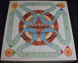 Klotrix (Potassiun Chloride) Trivia Game - Go With The Flow - $12.73