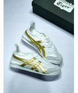Onitsuka Tiger Unisex Mexico 66 Light Grey/Gold - $270.00
