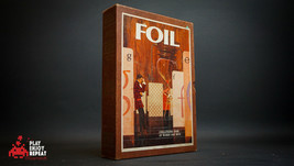 Foil 1968 3M Board Game Book Shelf Game Fast And Free Uk Postage - £21.78 GBP