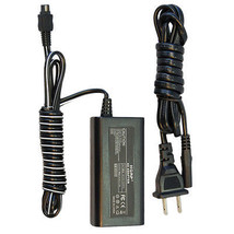 Hqrp Ac Adapter Charger For Sony Handy Cam HDR-UX19E HDR-UX20E HDR-XR550VE - $10.95