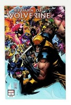 Marvel Return of Wolverine #1 (OF 5) Unknown Comic Books Philip Tan Cover A - $20.00
