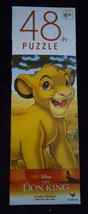 Lion King Simba 48 Pc Puzzle New Disney for ages 6+ - $4.92