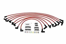 A-Team Performance Silicone Spark Plug Wires Set Compatible with SBF Small Block