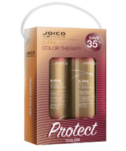Joico K-PAK Color Therapy Shampoo, Conditioner Liter Duo - $48.00