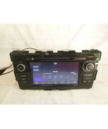 17 18 Nissan Altima Radio Cd Gps Navigation & Map Card 259159HU0A ELP12 - $346.50