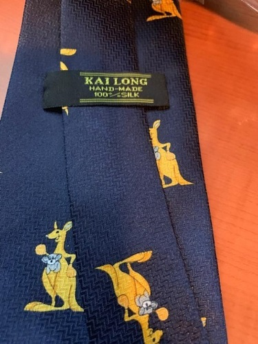 Fantastic Kangaroo necktie new #a image 2