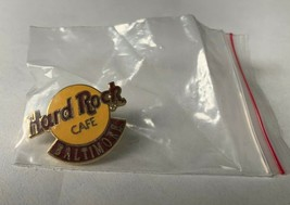 Hard Rock Cafe Baltimore Classic Logo Pin HRC Collectible - $21.38