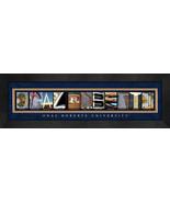 Oral Roberts University Officially Licensed Framed Campus Letter Art - $39.95