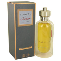 Lenvol de Cartier by Cartier Eau De Parfum Spray Refillable 3.3 oz for M... - $76.00