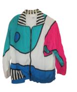 1990s vintage windbreaker jacket size large - $49.99
