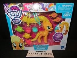 My Little Pony Friendship Magic Apple Jack Twisty Twirly Hairstyles figu... - ₹1,035.01 INR