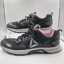 Reebok Gray & Pink Ahary Runner Ladies Size 7.5 - $23.76