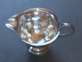 Vintage EPNS A1 Silver Plated Gravy Boat Sauce Dish Sheffield  image 3