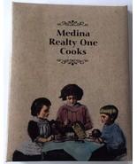 Medina Ohio Realty One Fundraiser Community Cookbook 2002 295+ Recipes 3... - $6.92