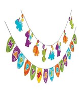 Little Dinosaur Birthday Party Garland (1 Piece) 7 FT - $7.59