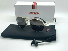 Carrera 131/S J5G Gold 56-19-145 Uv Protect Sunglasses/ Case&Cloth - $49.35
